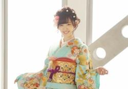 振袖姿の℃-ute鈴木愛理ちゃんが美しすぎる!着物を来たままやりたいと話題!