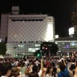 サカ豚 「渋谷封鎖すんな。みんなで盛り上がったほうが日本全体として経済効果が見込めるだろ」