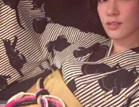 【画像】水川あさみが浴衣姿の自撮り画像を公開