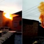 【動画】中国、ロケット打ち上げ成功も残骸が村の近くに落下!もの凄い大爆発! [海外]