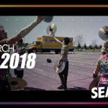 『【WGI】シンバル必見! 2018年モナーク・インデペンデント・シンバルライン『イン・ザ・ロット』大会本番前動画です!』の画像