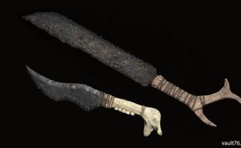 カルト教信者の刀 / ダガー