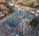 イギリスで爆発 複数の建物が崩壊、まるで戦場跡地に 中華料理店の客など30名以上が重軽傷 ガス爆発か (画像あり)