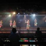 『AKB48 劇場公演を入場者数27人制限で再開!!!会場内の様子がこちら・・・』の画像