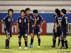 日本、なんとか8強進出!準々でイラクと・・・