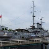 『東京近郊旅行記4 意外と見どころ有りの世界三大記念艦「三笠」、そしてCOCO壱で海軍カレーを食べる』の画像