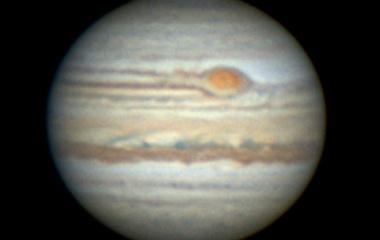 『木星・M27・M13&日暈 2019/05/27』の画像