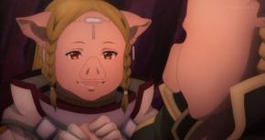 【SAO アリシゼーション2期】第8話 感想 使えるものは味方でも使う【ソードアート・オンライン】