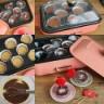 ホットプレートで作るケーキ