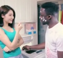 【動画】黒人を洗濯したらきれいな東アジア人になった、という洗剤のCMが問題に