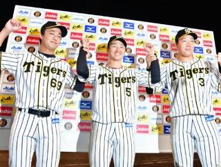 阪神・島本浩也 猛虎初の育成ドラフト出身60試合登板「やっと投げられた」 満塁ピンチで山田哲を三振斬り