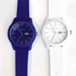 『ラコステ!夏にピッタリな腕時計!』の画像