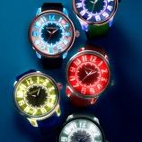 『【TY562001】難しいことは考えず、ハッピーになれる時計』の画像