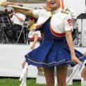 2016年 第66回湘南ひらつか 七夕まつり その41(七夕ステージ/神奈川県警音楽隊・カラーガード隊)