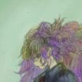 【画像】ぬら孫作者誕生日! 自分へのプレゼントに『神緒ゆいは髪を結い』のアヤ子を描く