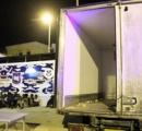 【リビア】放置された保冷車内から移民7人の遺体、窒息死か
