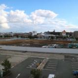 『イトヨー跡地のコストコ建設工事進捗、お隣フレスポではスガキヤとサイクリーが閉店 - 2016年10月頃』の画像
