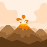 『【火山速報】諏訪之瀬島で噴火が発生』の画像