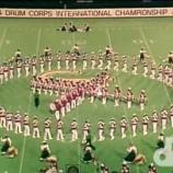 『【DCI】ショー抜粋映像! 1984年ドラムコー世界大会第3位『 サンタクララ・バンガード(Santa Clara Vanguard)』本番動画です!』の画像