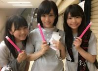 山本彩、矢吹奈子、渕上舞が °C-uteのコンサートに行った件