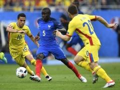 <EURO2016>開幕戦!【 フランス×ルーマニア 】前半終了!フランスが攻撃を仕掛けるも得点ならず!0-0のまま後半へ!