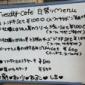 CafeTimeオープンしました!!  本日は蘭 あいり ね...