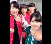 『【動画】こぶしファクトリーLINE LIVE 2017.01.29』の画像