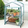 冷たい雨や風から植物を守ります