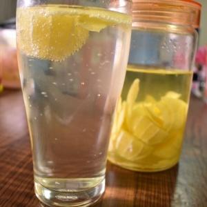 レモンの大量消費 後編♪自家製レモンサワー