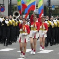 2014年横浜開港記念みなと祭国際仮装行列第62回ザよこはまパレード その104(鎌倉女子大学中・高等部マーチングバンド)の2