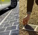 一方、フランスは道路をソーラーロードにすることにした 人口の8%にあたる約530万人分の電気を供給