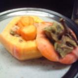『柿食えば』の画像