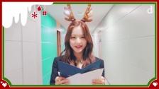 IZ*ONEウォニョン&TWICEチェヨン&Red Velvetイェリら参加の「マンネズ クリスマスパーティー」明日(11/20)VLIVEにて配信決定