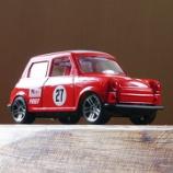 『ダイソー クラシックカー(ミニ) ミニクーパー』の画像