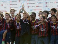 久保建英君の所属するバルセロナが優勝!!U-12 ジュニアサッカーワールドチャレンジ 2013