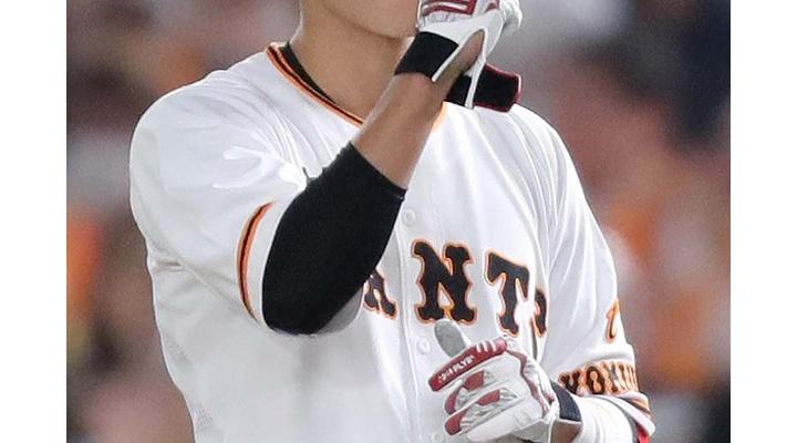 【 動画 】巨人・坂本、初安打が同点タイムリー!