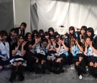 【欅坂46】富士急の集合写真、あかねんだけ顔隠してるwwwwwみんなお疲れさまー
