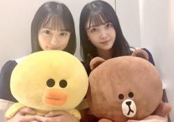 なんじゃこれw 久保史緒里&遠藤さくら「見たか~」wwwww