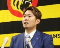 【阪神】西勇輝2億円 開幕投手へ「奪い合いできたら」26試合 10勝8敗 2.92