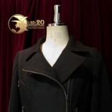 『店頭1点物 ライダースジャケットが完成。』の画像