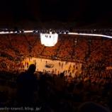 『サンフランシスコ旅行記19 NBA現地観戦!ブレイザーズVSウォーリアーズ プレイオフ・セミファイナル ゲーム2(前半)』の画像