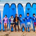 バリ島サーフガイド キナ KINA SURF PRODUCTION