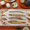 ホットプレートで焼く!「秋刀魚の塩焼き」洗い物も楽で美味です!