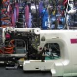 『ジャノメミシン修理 モナーゼ E2000 503型』の画像