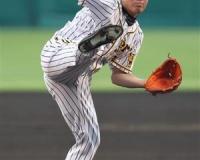 阪神の馬場とかいう150km/hの速球と七色の変化球を操るドライチ投手