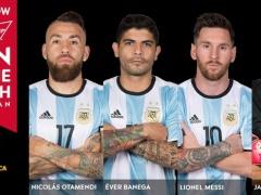 <コパアメリカ2016>【 アルゼンチン×パナマ 】途中出場のメッシがハットトリックの活躍!アルゼンチンは合計5得点でパナマを下す!
