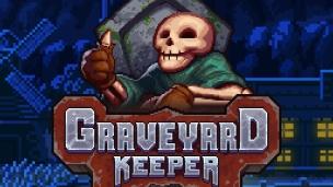 『墓地経営!?異色のシミュレーションゲーム「Graveyard Keeper」【Steamおすすめ】』の画像