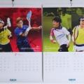 YONEX☆ソフトテニスカレンダーGET☆