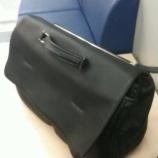 『出張用のmaloのバッグ』の画像