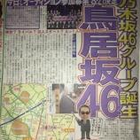『【乃木坂46】乃木坂46に続く新グループ『鳥居坂46』誕生!オーディション開催へ』の画像